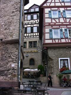 Schwäbisch Hall /Hohenlohe, Altstadt, 75431/8877