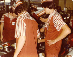 McDonald's Crew - 1978 (Brett Streutker) Tags: restaurant cafe diner eatery food hamburger cheeseburger eat fast macdonalds burger vintage colonel sanders kentucky fried chicken big mac boy french fries pizza ice cream server tip money cash out dining cafeteria court table coffee tea serving steak shake malt pork fresh served desert pie cake spoon fork plate cup drive through car stand hot dog mustard ketchup mayo bun bread counter soda jerk owner dine carry deliver mcdonalds crew 1978