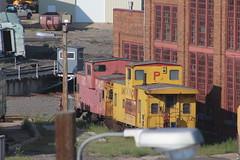 UP 25707 (cc8039) Tags: up crip ri trains caboose cheyenne wyoming