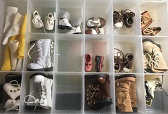 Blythe Shoe Collection...