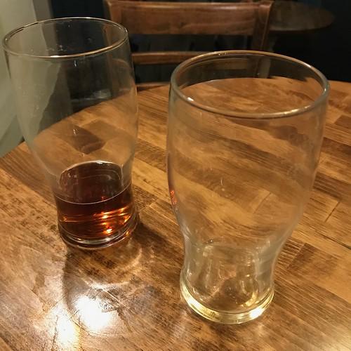 Last pint