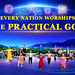 Kingdom Praise Musical Drama—Every Nation Worships the Practical God