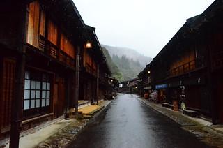 Kiso Valley, Honshu, Japan