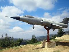 F-104A Starfighter (D-Stanley) Tags: f104a jerash ajloun jordan starfighter