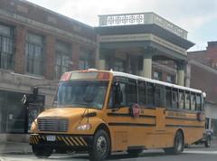 Arthur F. Mulligan #320 (ThoseGuys119) Tags: arthurfmulliganinc schoolbus thomas built saftliner tilson ny accord