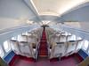 "Convair 990 ""Coronado"" interior (James E. Petts) Tags: aircraft convair990 coronado lucerne luzern swisstransportmuseum switzerland aeroplane airplane jet"
