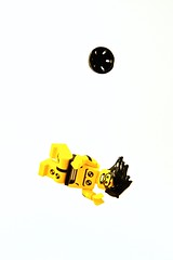 gravity (legophthalmos) Tags: lego gravity sky diving skydiving