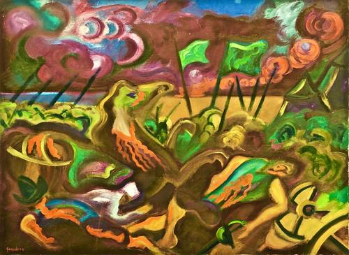 Untitled (1974) - Gonçalo Duarte (1935-1986)