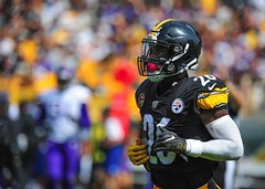 Game Day - Bell (Brook-Ward) Tags: brook ward leveon bell 26 nfl national football league pittsburgh steelers game day heinz field rb
