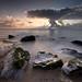 bursting through (explored) (Lee Woodcraft) Tags: seascape norfolk sunrise d7200