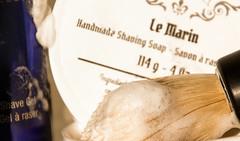 Macro Mondays - Theme: Before and now - Evolution (BLEUnord) Tags: mousse foam gel raser rasage shave shaving blaireau mousseàraser shavingcream macro macrophotography macrophotographie hmm macromondays mondays evolution beforeandnow avant before now