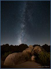One Last Stab 8459 (maguire33@verizon.net) Tags: california joshuatreenationalpark lll milkyway mojavedesert galaxy lightpollution stars unitedstates us