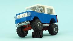 Off-road (de-marco) Tags: lego offroad town city car truck moc wheel