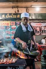 Cooking is hard work - part II (mripp) Tags: art kunst vintage retro old bankbook thailand food essen cooking cook leica m10 sum micron 50mm street strase