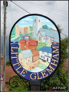 Little Glemham Village Sign
