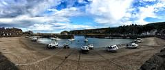 Stonehaven Harbour, Scotland (1238) (travelintime (trying to catch up)) Tags: stonehaven scotland harbour boat iphone travel postcard unitedkingdom greatbritain panorama seaside sea gb