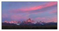 Fitzroy Sunrise (shaunyoung365) Tags: mountain mountains sunrise fitzroy patagonia argentina sonya7rii landscape