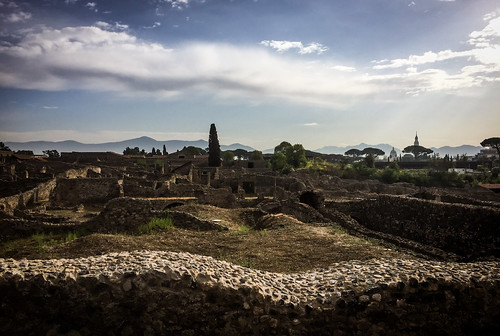 Remnants of Pompeii