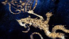 Zodiac: Leo (Black Hound) Tags: macromondays zodiac