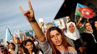 Iraqi Kurds voted in their independence referendum