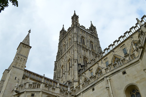Tower of Gloucester Cathedral