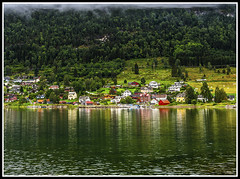 Paseando por Noruega: Nordfjorden (edomingo) Tags: edomingo olympusomdem5 mzuiko1240 fiordos noruega reflejos