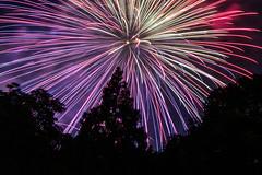 Ohori Fireworks Festival (Peapotty) Tags: a7ii zeiss sony ohori 35mm japan fireworks fukuokashi fukuokaken jp