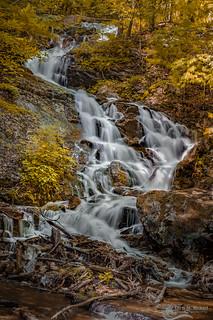 Water Falls - Gatineau Park, Quebec