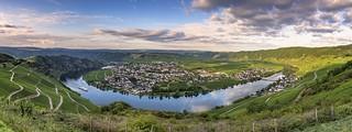 *Piesport @ great sunrise panorama*