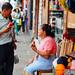 Chatting While Eating Watermelon, Bucaramanga Colombia