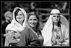 """Merovingian Fashion day in Marle """"Aisne"""" in France on 20 08 2017 (fredpot1963 Thanks for the 8.8 million views and m) Tags: merovingian day marle aisne france 20 08 2017 nikon d750"""