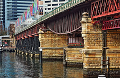 Pyrmont Bridge Understructure (Ggreybeard) Tags: bridge swivel darlingharbour nsw sydney whatsoninsydney wheretogoinsydney tourist visitor