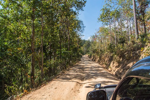 trekking chiang mai - thailande 16