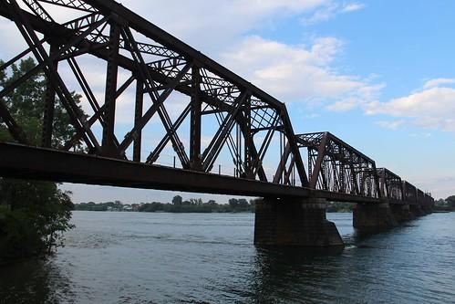 International Railway Bridge (Buffalo New York and Fort Erie, Ontario)