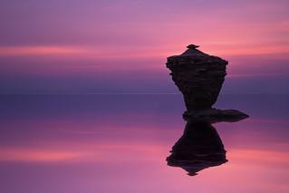 TeaCup Rock, Darnley PEI