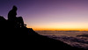 Haleakalā National Park (Jack Brown Photography) Tags: haleakala national park maui volcano sunset purple orange silhouette