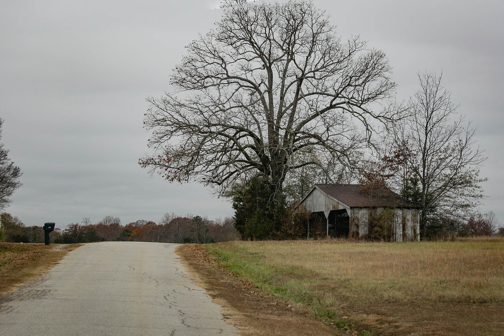 Country road - Anderson Co., S.C. (DT's Photo Site - Anderson S.C.) - The World's Best Photos By DT%27s Photo Site - Anderson S.C.