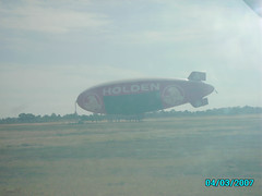 Holden, American Blimp A-170 at Parafield, Adelaide (faram.k) Tags: a170 airship americanblimp holden parafield parahillswest southaustralia australia au