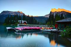 IMG_7727 1 (dx247) Tags: banff jasper canada rockies mountain summer waterfall sunset sunrise canon 5dii lee big stopper gnd filter water river lake landscape