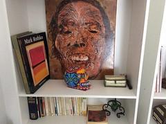 tête préparée chez un artiste (mc1984) Tags: mc1984 maoris