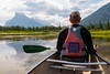 Vermilion Lakes & Mt Rundle (schoeband) Tags: vermilionlakes mtrundle mountrundle banff banffnp alberta canada canoe