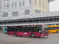 Yourbus 3027 BK13XYD Derby Bus Stn on Y3 (1280x960) (dearingbuspix) Tags: yourbus bk13xyd y3 3027