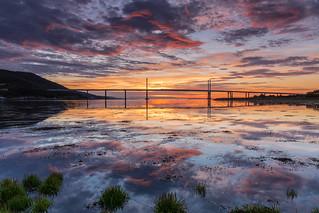 A Kessock Sunrise ..