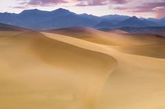 Mesquite flat sand dunes (andreassofus) Tags: deathvalley mesquiteflatsanddunes desert sanddunes dunes sand nevada sky lines morning sunrise usa america landscape grandlandscape nature beautiful nopeople outdoor hike hiking travel travelphotography shadows light naturallight sun unlight