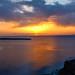 ...sunset at santorini