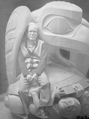 Bill Reid Gallery of Northwest Coast Art (Mariko Ishikawa) Tags: canada britishcolumbia vancouver museum art gallery firstnations heritage history sculpture