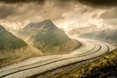 Aletsch Glacier, Bettmeralp, Switzerland (jesbert) Tags: glaciar aletsch bettmeralp switzerland