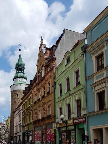 Jelenia Góra, Wojanowska Gate