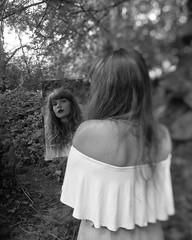 J. (denzzz) Tags: portrait blackwhite blackandwhite skancheli analogphotography filmphotography wista45dx 4x5 largeformat kodak tmax400 fujinona 180mm