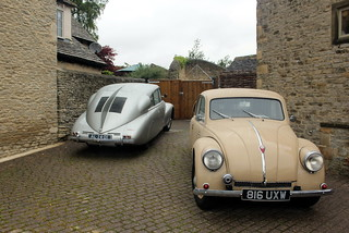 1939 Tatra T87 and 1938 Tatra 97